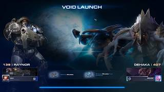 Starcraft 2 - Coop - Void Launch - Brutal - Raynor - #3