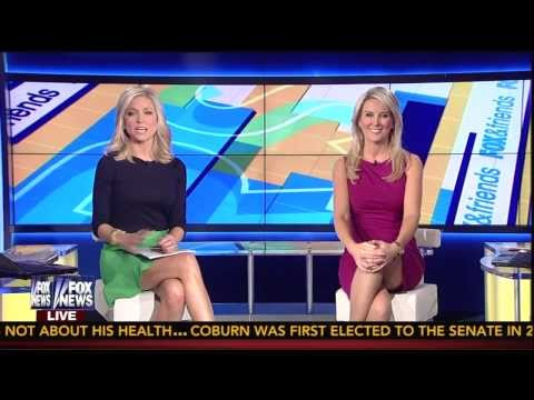 Ainsley Earhardt & Heather Childers  1-17-2014