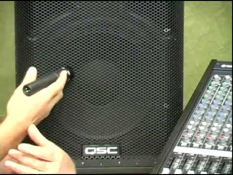 How to Set Up PA Systems   Basic Microphone Placement for PA System Setup.avi