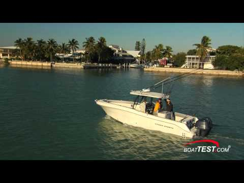 Hydra-Sports 3000 CC 2011 Center Console Boat Reviews - By BoatTest.com