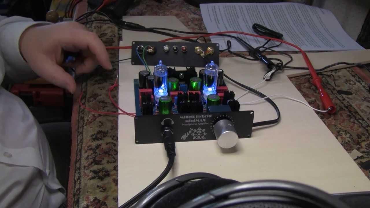 Headphone Amp Kit Guitar Headphone Amp Kit Build