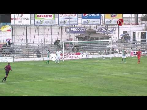 Resumen Atco. Sanluqueño 0 - 3 San Fernando CD