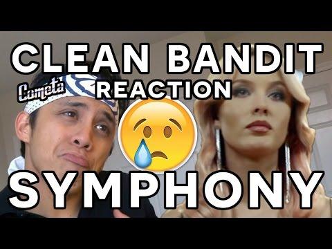 Clean Bandit Symphony feat Zara Larsson Official Audio REACTION