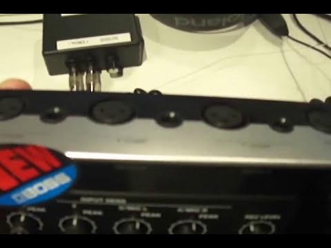 Boss BR800 - gravador digital de oito canais