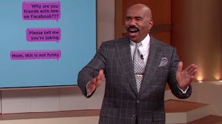 Parents get revenge on their college kids || STEVE HARVEY