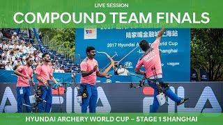 Кубок Мира, Шанхай : Саутпорт
