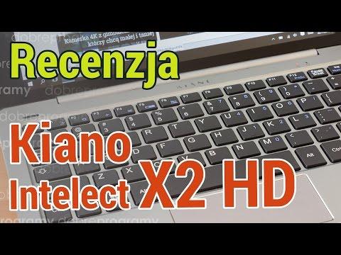 Kiano Intelect X2 HD. tania hybryda w akcji!