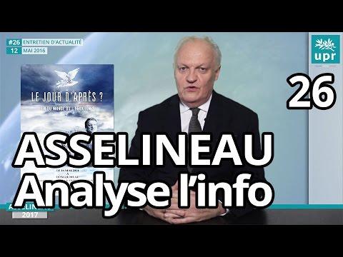 Article 49-3 - Macron en panne - Brexit - Donald Trump - L' analyse de F. Asselineau
