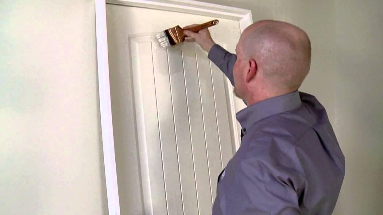 Jeld wen how to install interior prehung doors hd youtube - How to hang a exterior prehung door ...