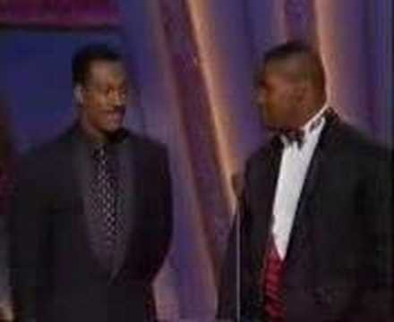 Eddie Murphy & Mike Tyson Video