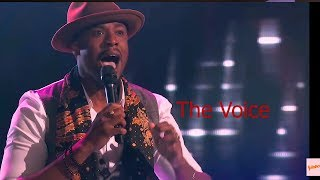 Zaxai - Gets Saucy - The Voice 2018 Blind Auditions | AFTW KING Reaction