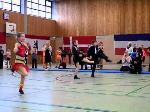 Sary Marquardt & Christian Burkert - Landesmeisterschaft Schleswig-Holstein 2011