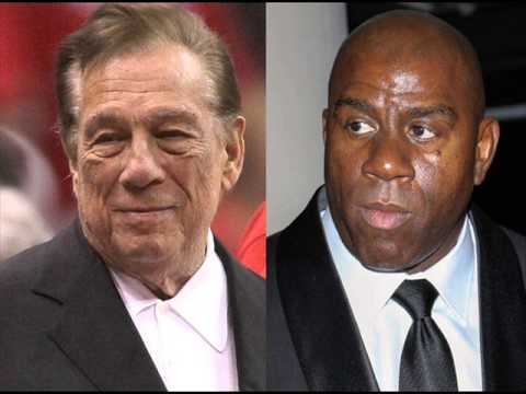 Donald Sterling Was Right About Magic Johnson
