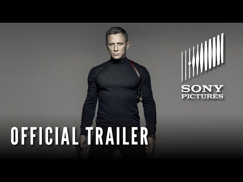 SPECTRE TEASER TRAILER – November 2015
