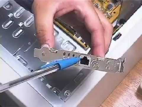 (Part6) SOUND, MODEM, VIDEO CARD INSTALLING, HOW TO ASSEMBLE PERSONAL COMPUTER