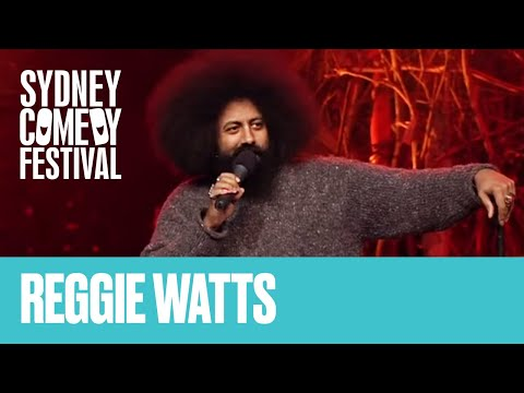 Reggie Watts @ Cracker Night 2011