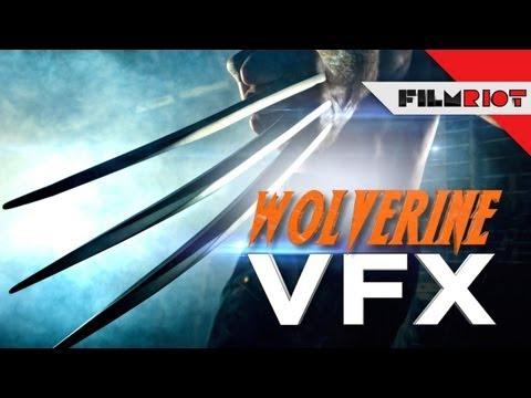 Wolverine Claws VFX!