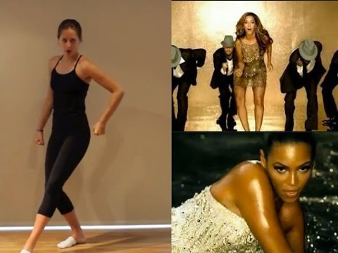 Beyonce 'Upgrade U' Dance Tutorial