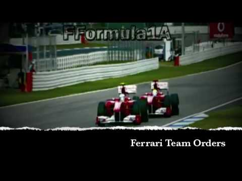 Ferrari Illegal Team Orders