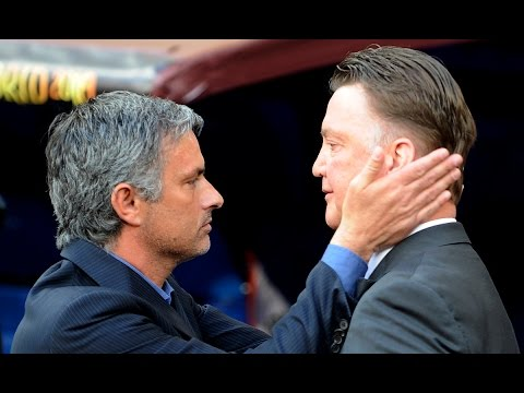 The FUNNIEST Quotes From Louis van Gaal and Jose Mourinho