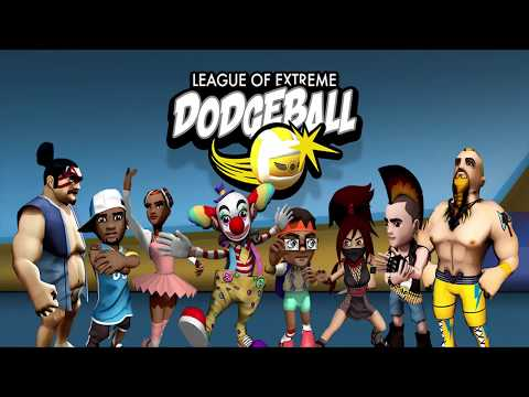League Of Extreme Dodgeball thumb