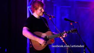 Ed Sheeran - Wake Me Up (Live From The Artist