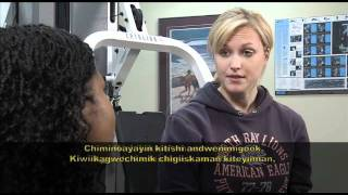 My First Pelvic Exam - Ojibwa