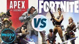 Apex Legends VS Fortnite