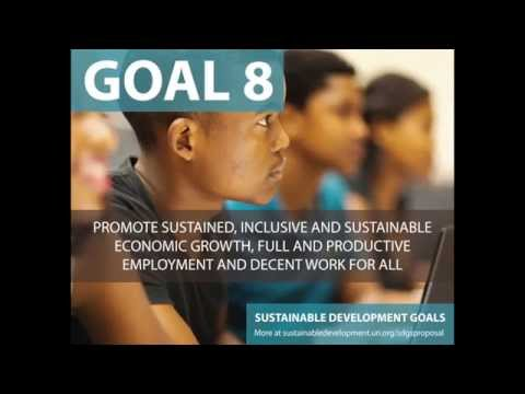 The World We Want - The U.N. Sustainable Development Goals