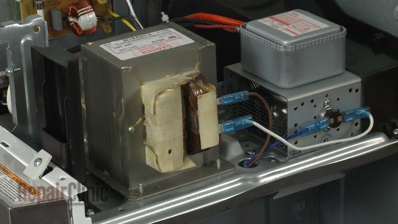 Images Of Whirlpool Microwave Repair