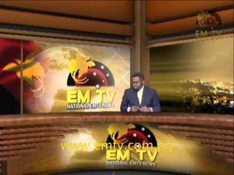 EMTV News Replay – 24th November, 2015