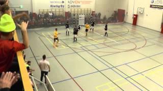 Sievi Futsal - PS Villa 13.12.2014 (Maalikooste)