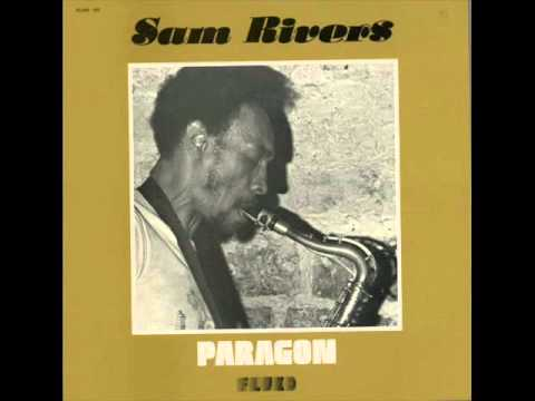 "Sam Rivers ""Tingle"" Paragon 1977."