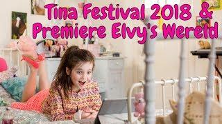 BIBI op TINA FESTIVAL 2018 en DE PREMIERE VAN ELVY'S WERELD - Bibi