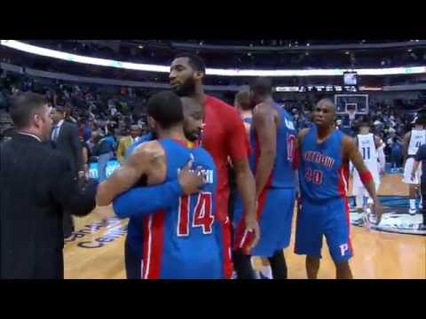 Monroe and Augustin Lead Detroit to 7th Straight Win