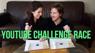 CHUBBY BUNNY / SALTINE CHALLENGE / HOT HOT PEPPER!