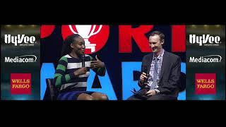 2018 Sports Awards: Venus Williams says she's ready to move to Iowa