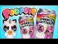 Poopsie Schleim-Überraschung   Schleim-Zeit: Junk Foodie Doodies!   Funkelnde Kreaturen