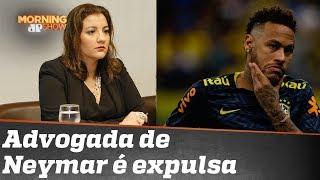 Entidade de feministas expulsa advogada de Neymar