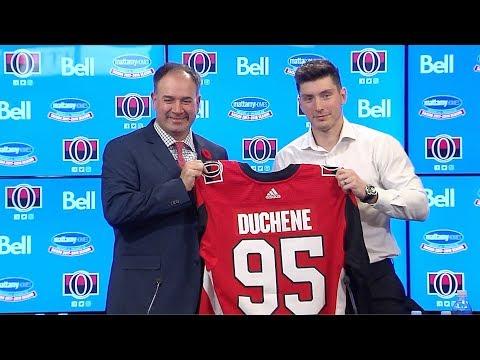Matt Duchene Press Conference