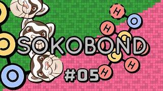 Let's Play Sokobond Part 5 — Helium = True Soko-Ban! — Yahweasel
