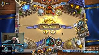 Bankai / Legend Wild / Concede Shaman VS Pirate warrior// Season #42