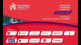 European Champion Clubs Cup - Castelln 2018