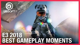 E3 2018: Top 10 Best Gameplay Moments | Ubisoft [NA]