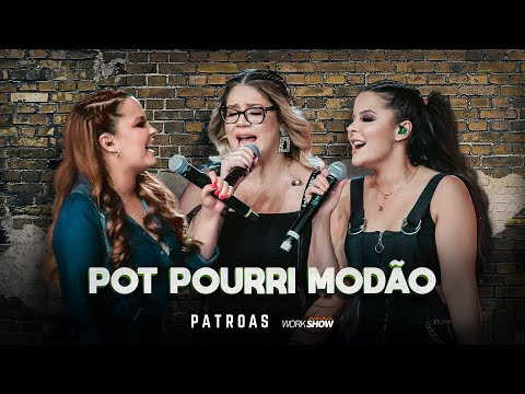 Marília Mendonça & Maiara e Maraisa - Pot-Pourri Modão (Official Music Video)