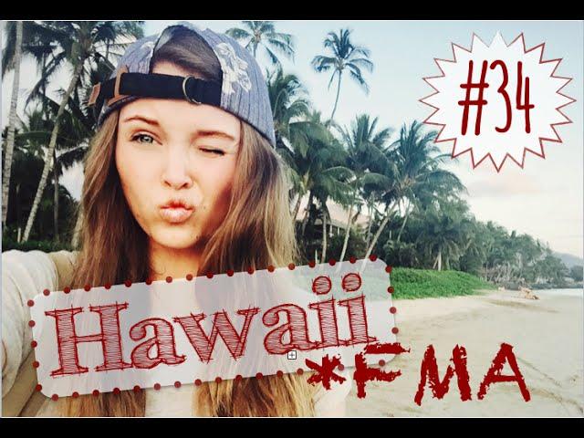 Au Pair Diary USA #34 | Hawaii Vacation | Follow me around | Maui