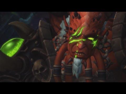 Смерть Кил'джедена, Иллидан и Аргус. Warcraft   Вирмвуд