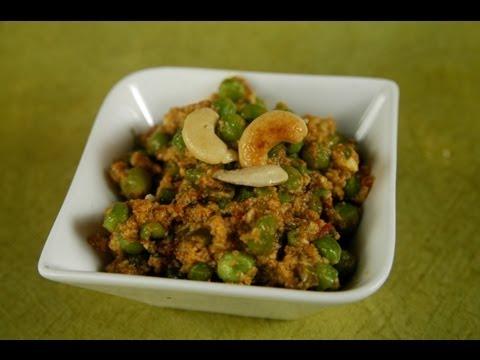 Khoya Matar/Peas