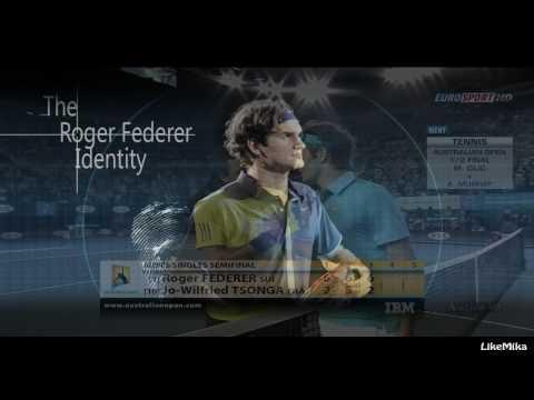 The Federer Identity