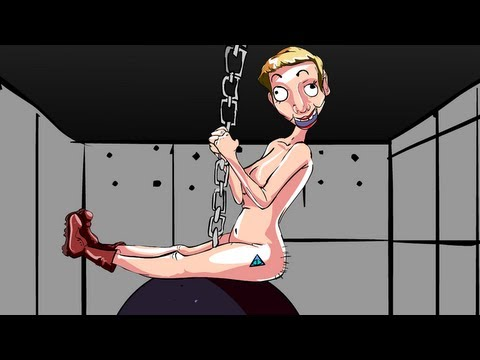 Miley Cyrus - Wrecking Ball Parody video